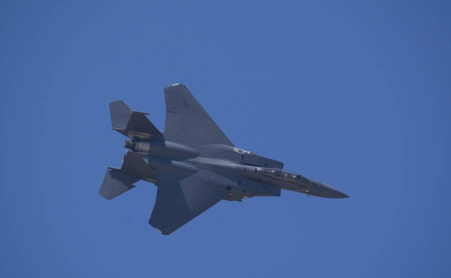 F-15 US Air Force