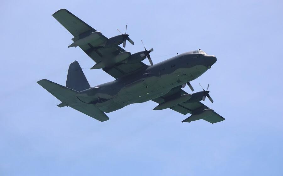 AC-130 US AF